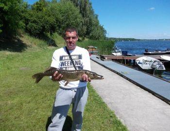 Zawody Spinningowe o Mistrzostwo Koła 11.06.2017 r.