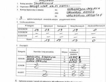 Towarzyskie Zawody Gruntowe. Halinów 24.06.2017
