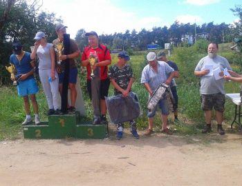 """""""Towarzyskie Zawody Gruntowe o Puchar Rady Miasta Marki 06.08.2017 r"""""""