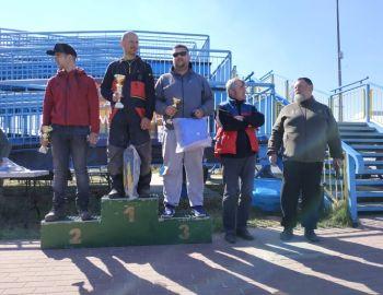 Zawody spławikowe o Mistrzostwo Koła 1 tura 14.04.2019 r Kanał Żerański Nieporęt