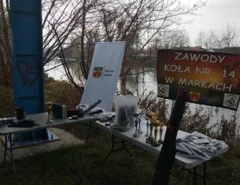 """Towarzyskie Zawody """"Zakończenie sezonu"""" o Puchar Burmistrza Miasta Marki 10.11.2019 r"""